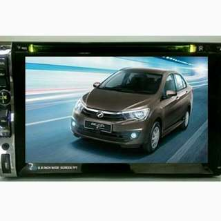 "LEON Perodua AXIA/BEZZA 6.8"" Full HD 2Din DVD USB RMVB Bluetooth Player"