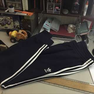 Authentic Adidas Track pants.