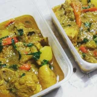 Ayam Woku Manado (Halal)