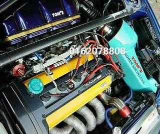 Toms super air intake for Toyota corolla seg