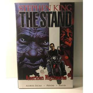 Stephen King's The Stand - Marvel Graphic Novel [50% OFF + FREE SHIPPING]