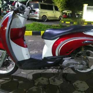 SCOOPY 2012