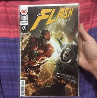 The Flash #38 Variant
