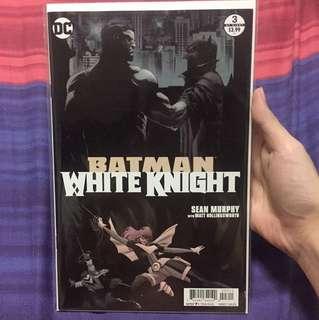 Batman White Knight #3 1st Print