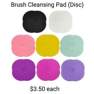 Brush Cleansing Pad (Disc)