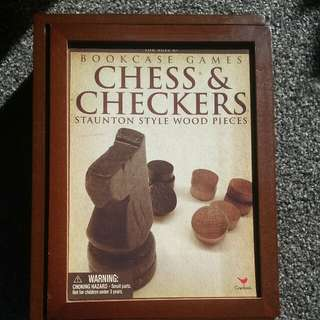 Chest & checkers