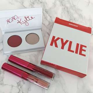 Kylie Cosmetics - Be Mine Valentine Smooch Mini Kit