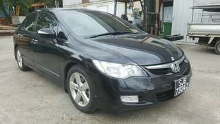 Honda Civic FD1.8 (Sg scrap)