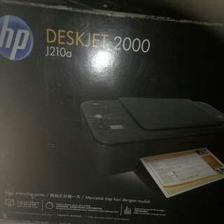 Printer merek hp deskjet2000