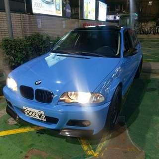 【廠牌】:BMW 寶馬 【型式】:3-Series Sedan 318i M3藍色黑內裝  【年份】:1999 【排氣量】:1.8L 【檔位】:自排  【預售價】:16萬8 【車況】:M3藍 正卡夢內裝 外觀尾翼下巴後視鏡都正卡夢 19吋類bbs lm(x)圈  五合一音響主機 有興趣歡迎臉書私訊我 Line:0972533188 ☎24小時專線:097253318東辰 我在北投