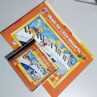 [NEW] Music for Little Mozarts Piano Lesson Book (with CD)