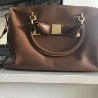 Ted Baker handbag with long straps