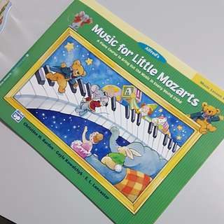 [NEW] Music for Little Mozarts Piano Lesson Book 2