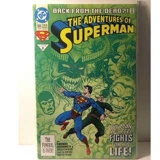 The Adventures of Superman #11 - DC Comics