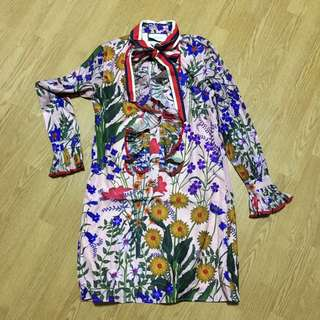 Gucci Inspired Dress