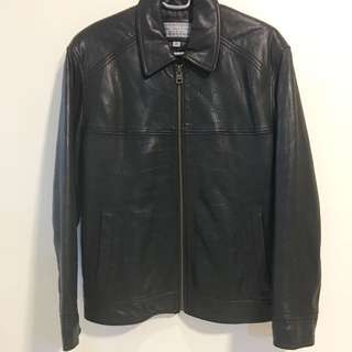Andrew Marc Marc New York Leather Jacket - Men's