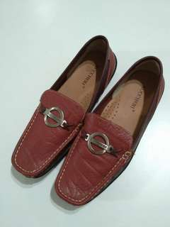 Sepatu Kulit Wanita BUCCHERI Size 38