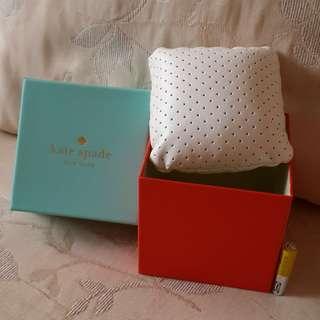 Kate spade watch box 錶盒