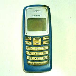 Nokia 2100 can't use just for collection only