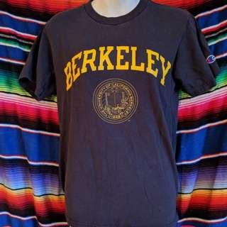 Vintage Champions Berkley University Tee