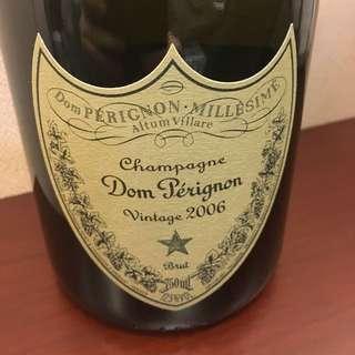 2006 Dom Pérignon Brut Champagne