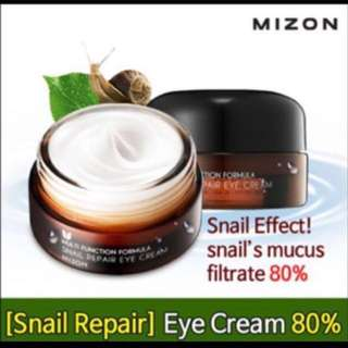 [Ready Stocks] - Mizon Snail Repair Eye Cream 25ml