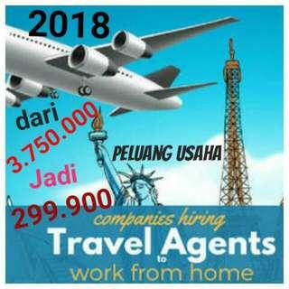 2018 Peluang Usaha Travel Agen