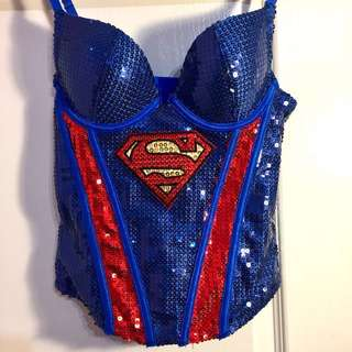 Superwoman Corset (small)