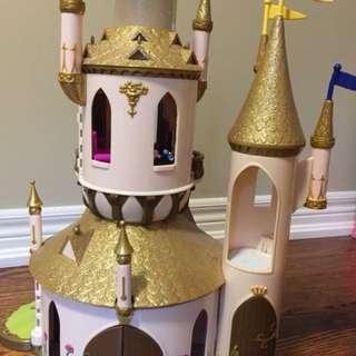 Disney -Ariel Castle