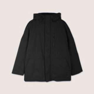 Oak and fort parka jacket