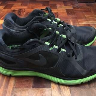 Nike rubber shoes size 12