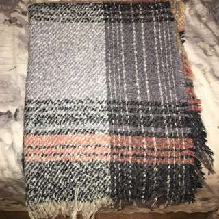 Very Large Cozy Scarf