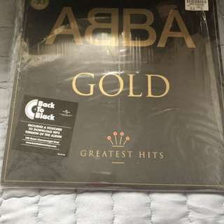 ABBA GOLD 黑膠唱片