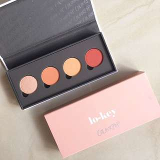 Colourpop Lo-Key Eyeshadow Palette | NEW
