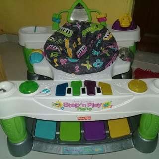Walker Baby Fisher Price
