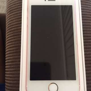 I phone SE ROSEGOLD 64GB