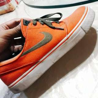 Nike Janoski Urban Orange