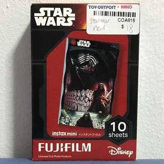 Star Wars Instax Film