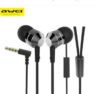 Awei k90i earphone with mic