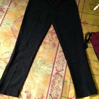 #testi celana dri custumor