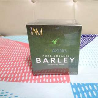 Amazing Organic Barley