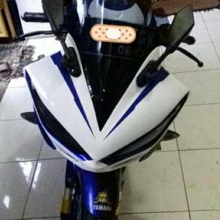 Yamaha R15 2015 modif