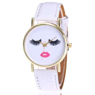 Women Eyelash Watches