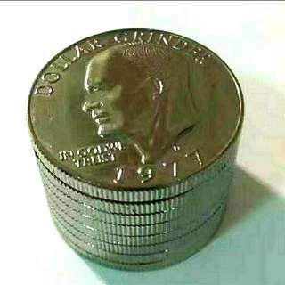 白金幣之收藏殼