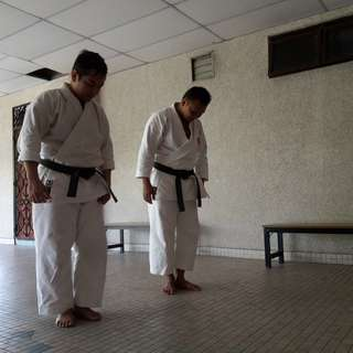 Intensive Basic Karate Class for Adult