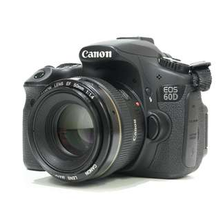 Canon EOS 60D Body Only (SC 20K+)