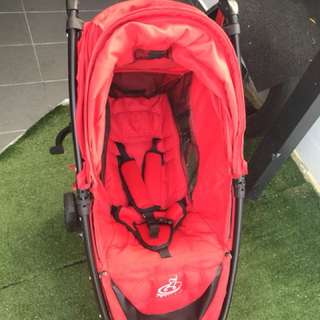 USA Bonbebe baby stroller umbrella type