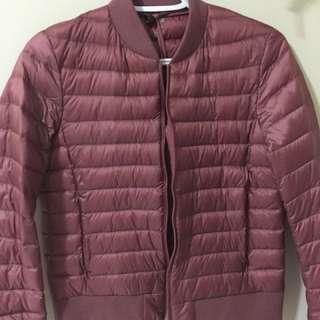 Uniqlo bubble jacket