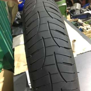Pr4 front tyre only