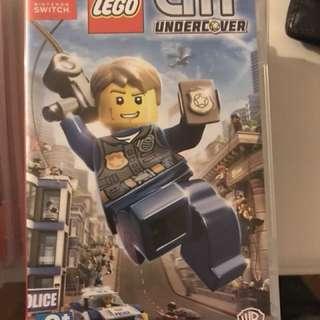 Switch Lego city